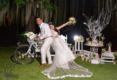 Estudio fotografico de matrimonio en Bucaramanga