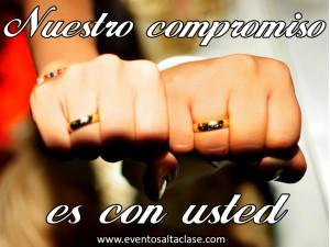 Nuestro Compromiso es con usted